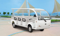 Electric Passenger Car F 14 person