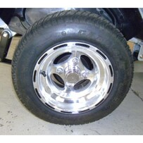 "Alloy Wheels 10"" set of 4"