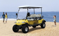 HDK 4 Passenger Off Road with AGM Batteries